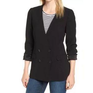 New Black J. Crew French Girl Blazer Size 10